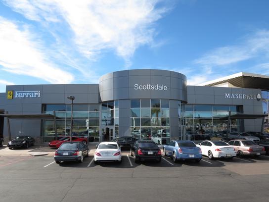 Scottsdale ferrari maserati car dealership in scottsdale for Towbin motors las vegas
