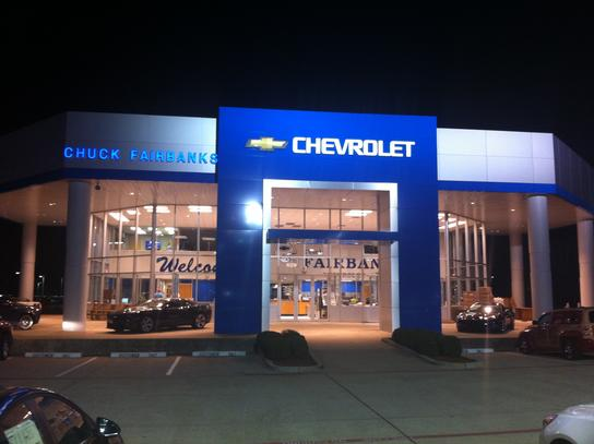 Chuck Fairbanks Chevrolet