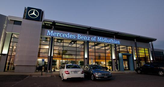 Mercedes Benz Of Midlothian