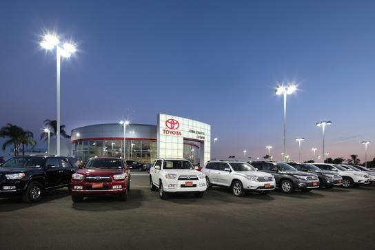 John Elwayu0027s Crown Toyota Car Dealership In ONTARIO, CA 91761 2215 | Kelley  Blue Book