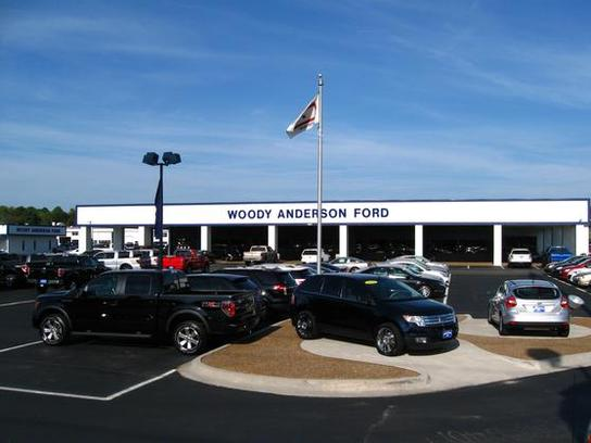 Woody Anderson Ford 1