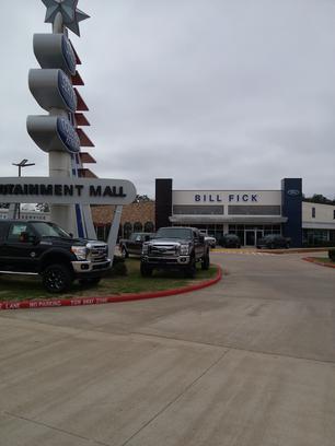 Bill Fick Ford Car Dealership In Hunstville Tx 77340 Kelley Blue Book