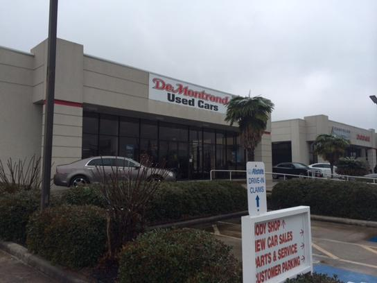 DeMontrond Auto Country car dealership in Conroe, TX 77304