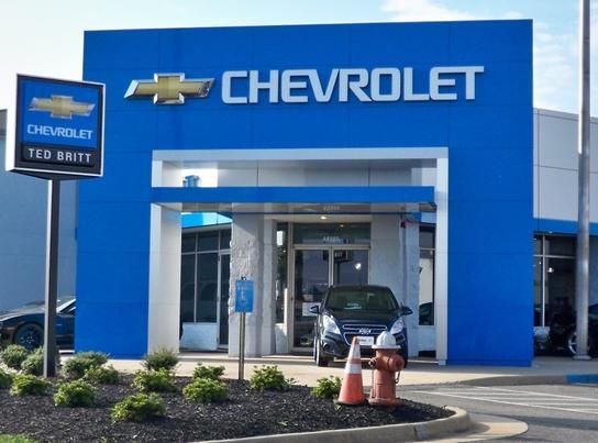 Ted Britt Chevy >> Ted Britt Chevrolet Car Dealership In Sterling Va 20164 Kelley
