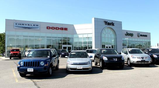 yark chrysler dodge jeep ram car dealership in toledo oh 43615 1803