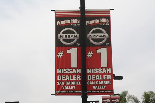 Puente Hills Nissan car dealership in City Of Industry, CA ...