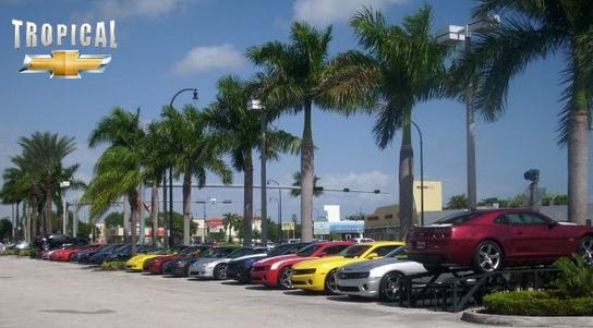 Chevy Dealer Miami >> Tropical Chevrolet Car Dealership In Miami Shores Fl 33138