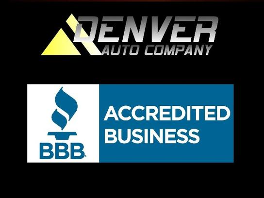 Denver Auto Company car dealership in Parker, CO 80138