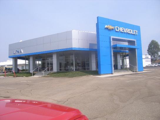 Lithia Chevrolet Redding >> Lithia Chevrolet of Redding car dealership in Redding, CA ...