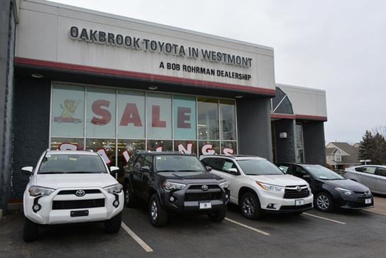 Oakbrook Toyota In Westmont 1