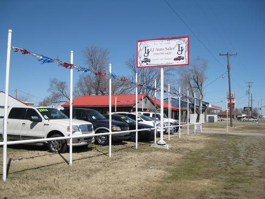 l j auto sales car dealership in adair ok 74330 kelley blue book. Black Bedroom Furniture Sets. Home Design Ideas