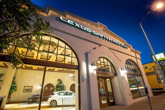... Lexus Santa Monica 3