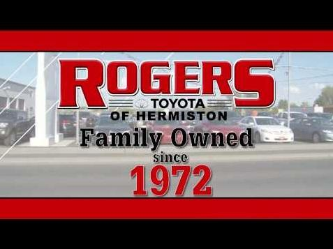 Rogers Toyota Hermiston >> Rogers Toyota Of Hermiston Car Dealership In Hermiston Or