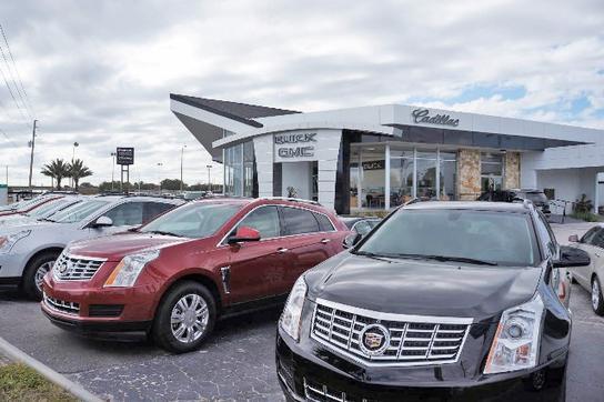 Huston Cadillac Buick Gmc Car Dealership In Lake Wales Fl 33853 2455 Kelley Blue Book