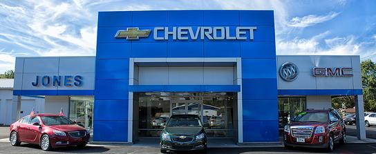 Jones Chevrolet Buick GMC