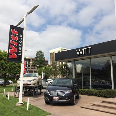 Witt Lincoln San Diego Car Dealership In San Diego Ca 92108