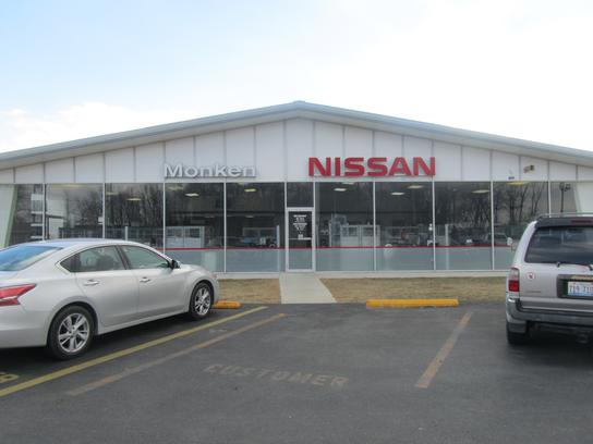 Monken Nissan Chrysler Dodge Jeep RAM 1