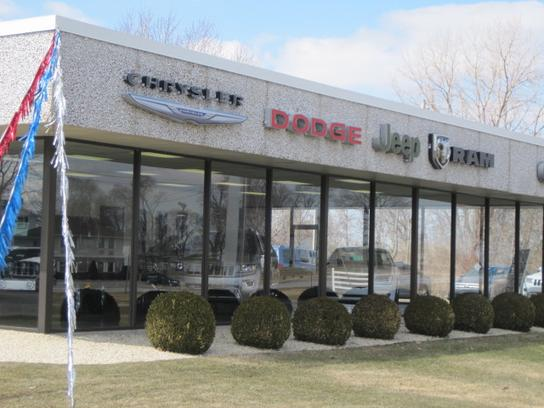 Myers Chrysler Dodge Jeep RAM