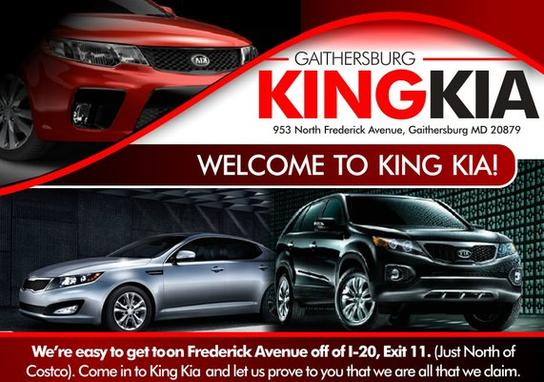 King Kia Car Dealership In Gaithersburg Md 20879 Kelley Blue Book