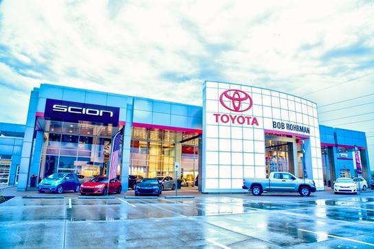 Bob Rohrman Toyota Car Dealership In Lafayette In 47905
