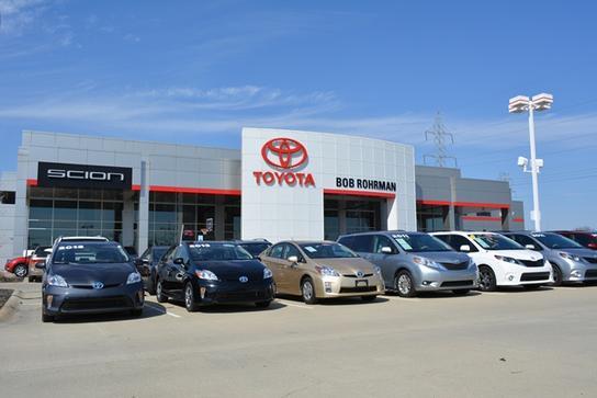 Delightful Bob Rohrman Toyota 1 ...