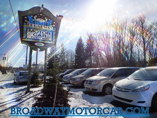 Broadway Motor Car, Inc