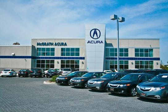 Car Dealerships In Chicago >> Mcgrath Acura Of Downtown Chicago Car Dealership In Chicago