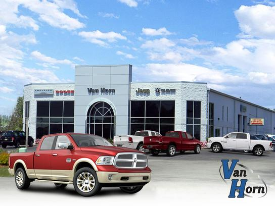 Van Horn Chrysler Dodge Jeep Ram Fiat of Plymouth