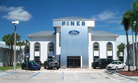Pines Ford Lincoln