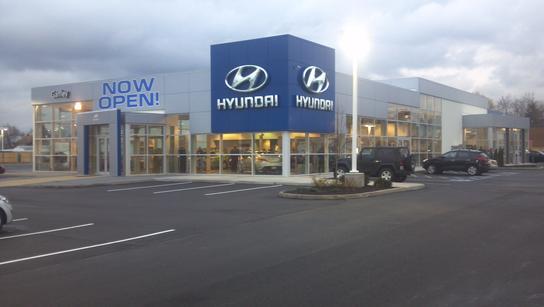 Ganley Hyundai Of Parma car dealership in Parma, OH 44129   Kelley