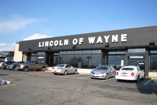 Lincoln Of Wayne Car Dealership In Wayne Nj 07470 Kelley Blue Book