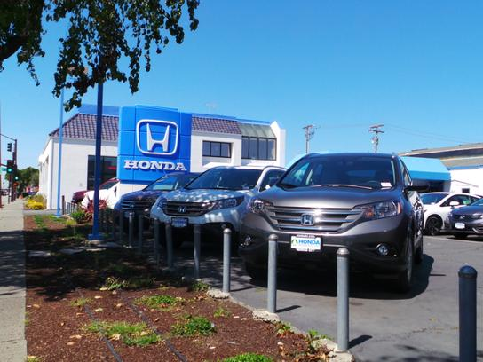 Honda Redwood City