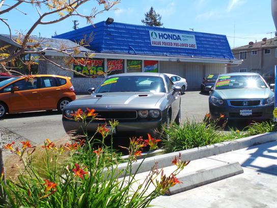 Honda Redwood City 2