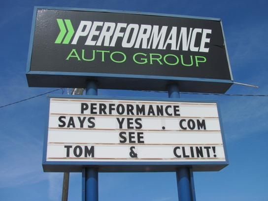 Performance Auto Group 1