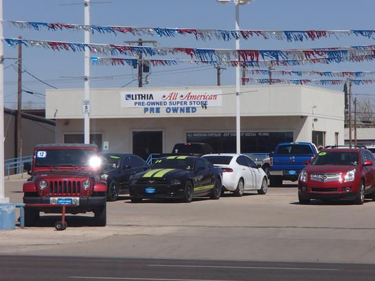 All American Chrysler Jeep Dodge RAM of Odessa 2