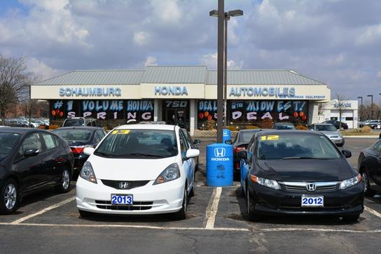 Schaumburg Honda Automobiles 1 ...