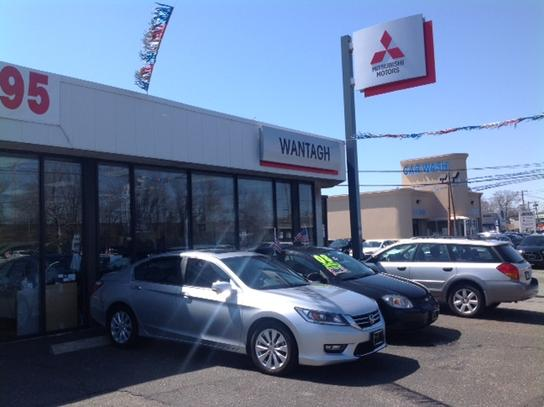 Wantagh Mitsubishi car dealership in Wantagh, NY 11793   Kelley Blue