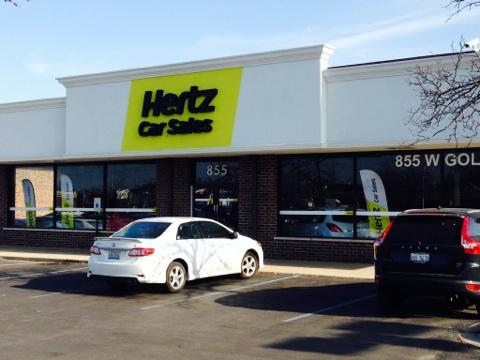 Hertz Car Sales Schaumburg 1