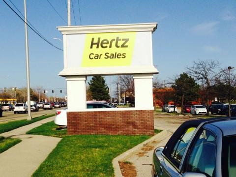Hertz Car Rental Schaumburg Il