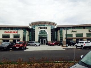 Fields Chrysler Jeep Dodge RAM Car Dealership In GLENVIEW IL - Chrysler jeep dodge dealer
