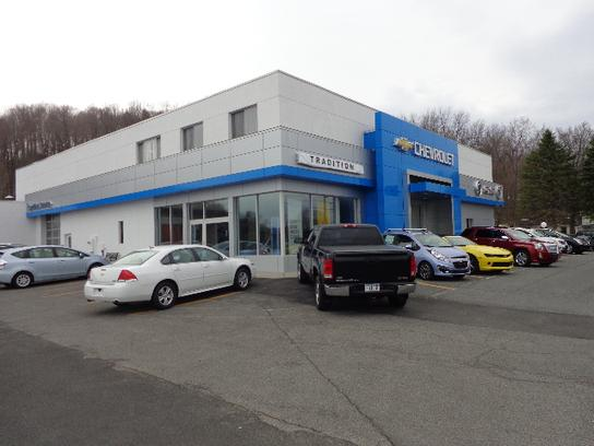 Tradition Chevrolet Cadillac Buick GMC car dealership in ...