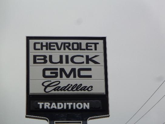 Tradition Chevrolet Cadillac Buick GMC 3