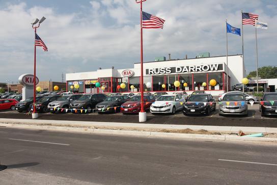 Russ Darrow Kia Wauwatosa Car Dealership In Wauwatosa Wi 53226