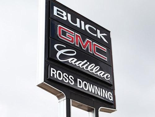 Ross Downing Buick, GMC, Cadillac 1