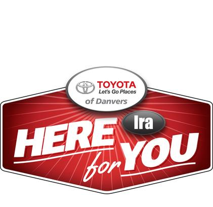 Captivating Ira Toyota Of Danvers