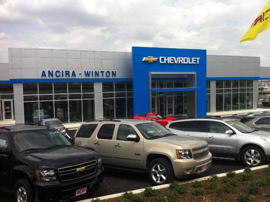 Ancira Chevrolet