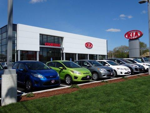 Courtesy Kia Car Dealership In South Attleboro Ma 02703 7921