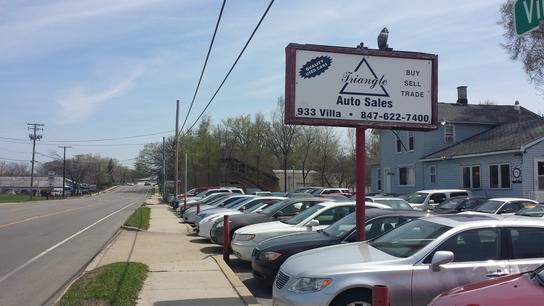 Triangle Auto Sales 2
