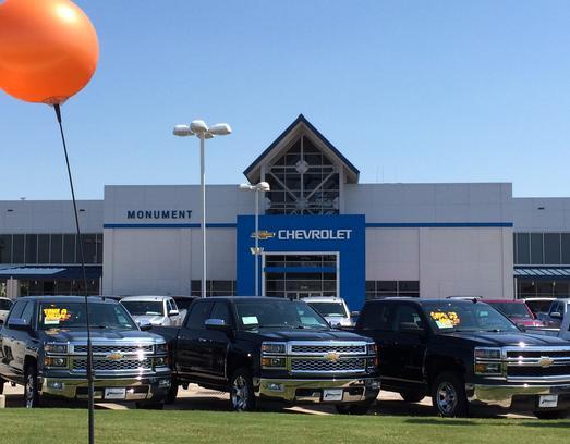 Monument Chevrolet Car Dealership In Pasadena Tx 77503 Kelley Blue Book
