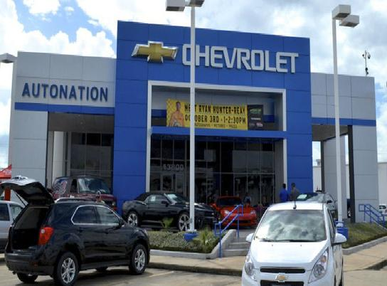AutoNation Chevrolet Gulf Freeway 1